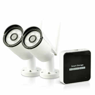 Titathink wireless security camera system for outdoor
